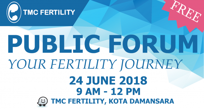 Public Forum : Your Fertility Journey